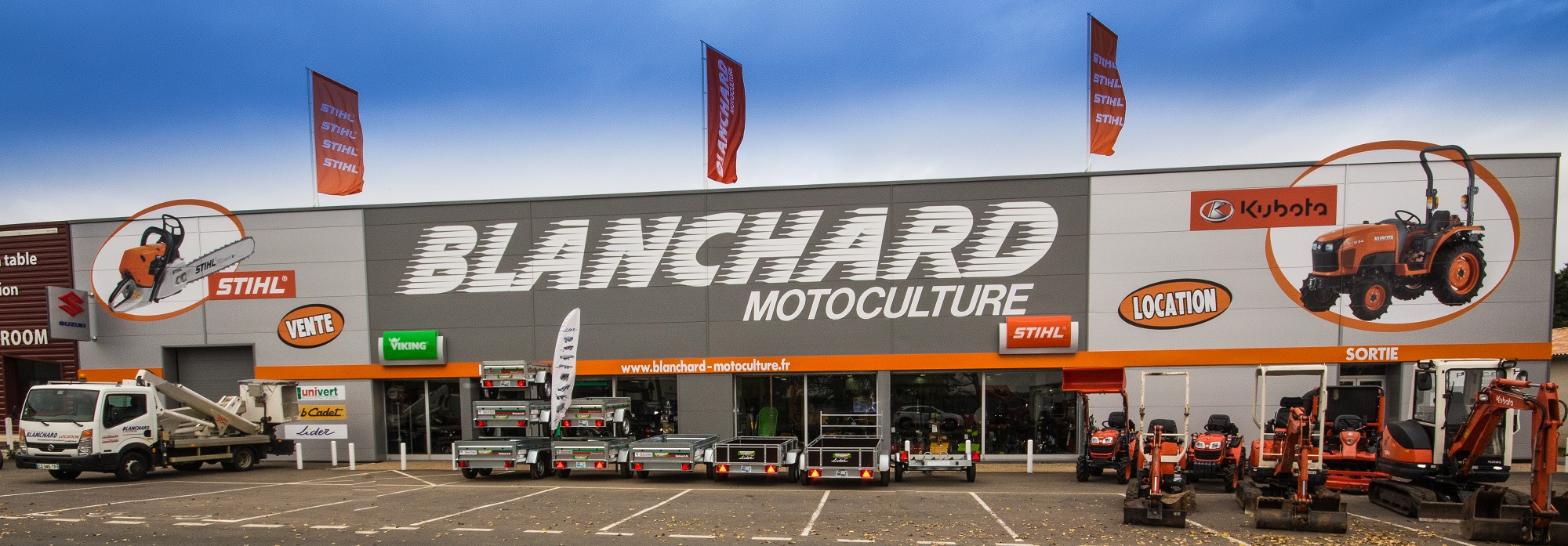 blanchard motoculture