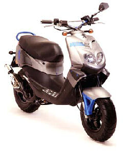 location scooter peugeot